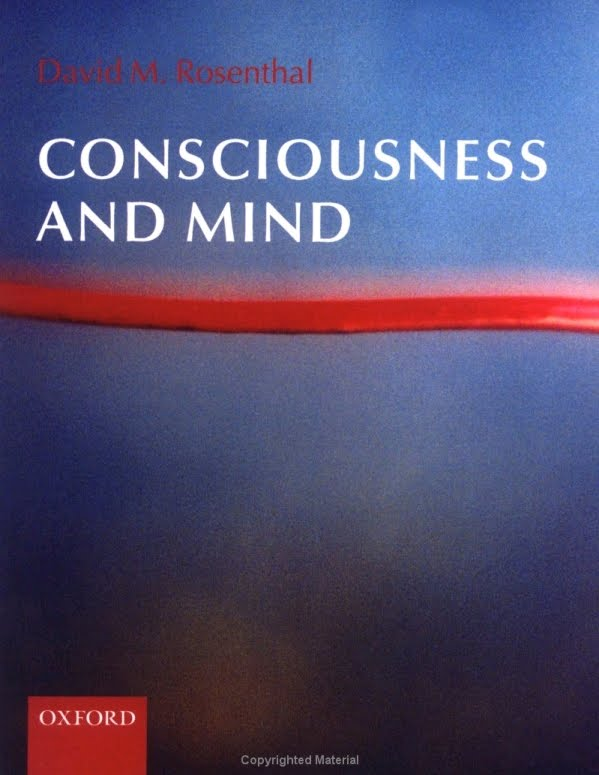 the character of consciousness chalmers david j